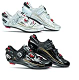 Sidi Ergo 3 Carbon Vernice Road Shoes Black 44