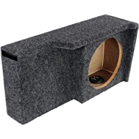 Bbox A371-10CPV Single 10 Vented Carpeted Subwoofer Enclosure - Fits 2004 - 2008 Ford F150 Super Crew / Super Cab