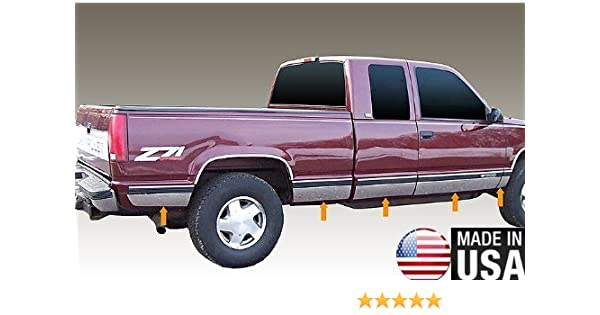88-98 Chevy 8 Foot Left Front Lower Bed Panel GMC Truck