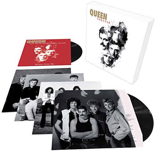 queen vinyl box set - 2