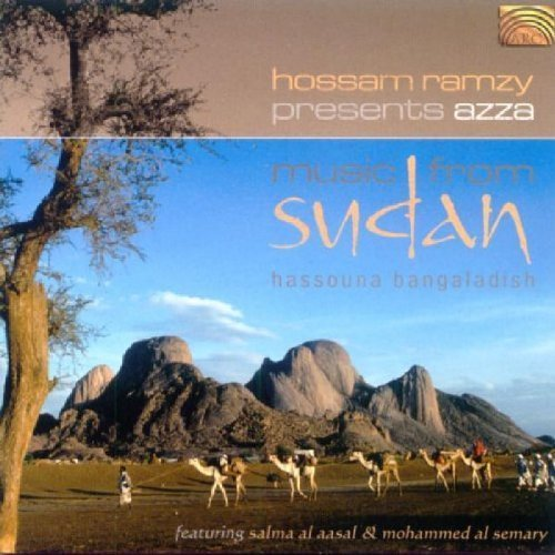 Hossam Ramzy Presents Azza: Music from Sudan by Hassouna -
