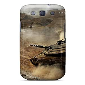 New Arrival Case Specially Design For Galaxy S3 (desert Tanks)