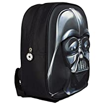 Star Wars Mochila Relieve, Color Negro