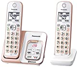 Panasonic KX-TGD562G Link2Cell Bluetooth Cordless Phone with Voice Assist and Answering Machine