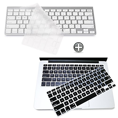 ivvo Keyboard Silicone MacBook Display