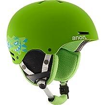 Burton Youth Anon Rime Helmet, Gremlin Green, Small/Medium