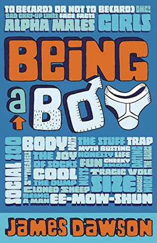 book cover of Being a Boy