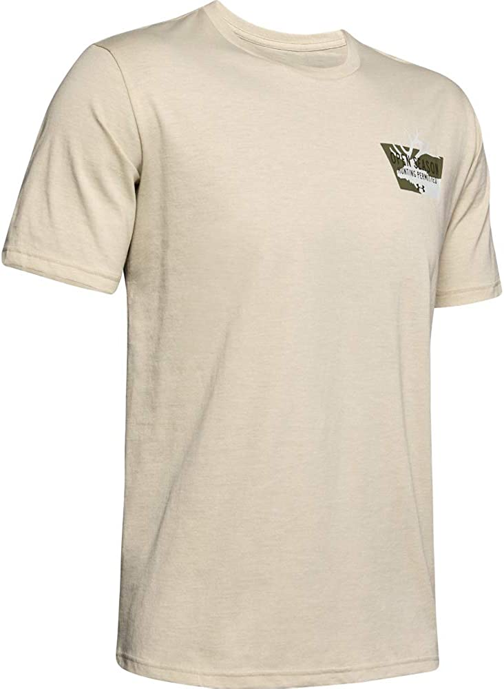 Under Armour Mens Opening Day Elk T-Shirt