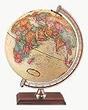 Replogle Globes Forester Globe, Antique Ocean, 9-Inch Diameter