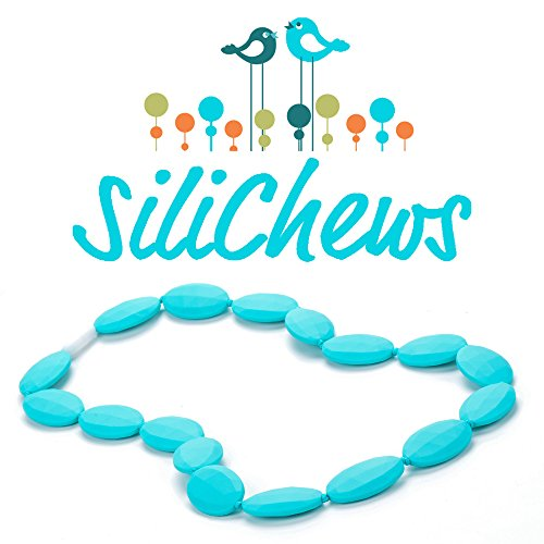 Silichews Teething Necklace Shower Teether product image