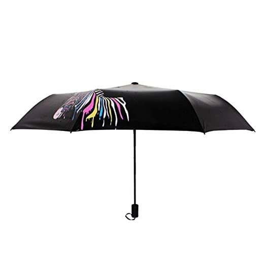 Paraguas, bloomma anti-UV resistente al viento impermeable para ...