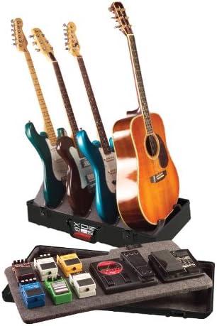 Gator P.E. - Pedalera y soporte para guitarras (cierre TSA ...