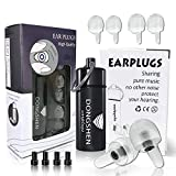 Noise Cancelling Ear Plugs DONGSHEN Reusable High