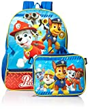Nickelodeon Boys' Paw Patrol Backpack with Lunch, Blue - Best Reviews Guide