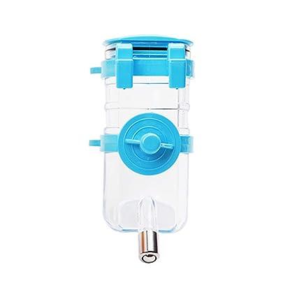 WY1688 Pet Jaula Agua Potable Botella 350Ml Medio Perro Grande Y Dispensador De Agua De Gato