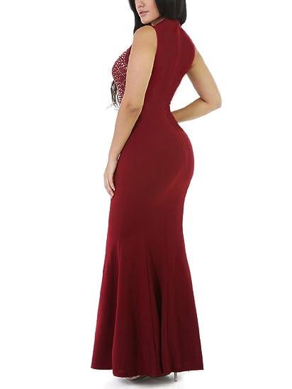 finest selection 40850 14607 Gladiolus Abito Nero Vestiti Eleganti Donna Abito Cerimonia ...