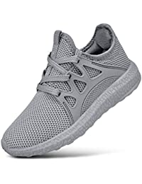 huge discount 3a413 27bae Kids Sneaker Mesh Breathable Athletic Running Tennis Shoes for Boys Girls