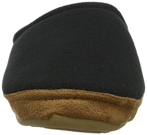 Herren Men's Black W Schwarz Schwarz Pp 000 Cream Fleece Polo Lauren Ralph Jacque Pantoffeln vx8AqtE