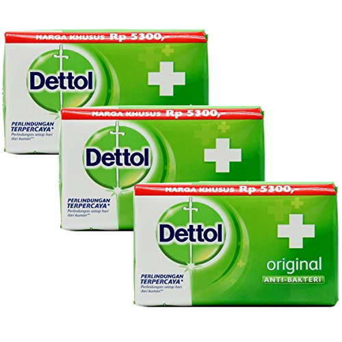 Dettol Soap, 2.5oz (Pack of (Dettol Antiseptic)