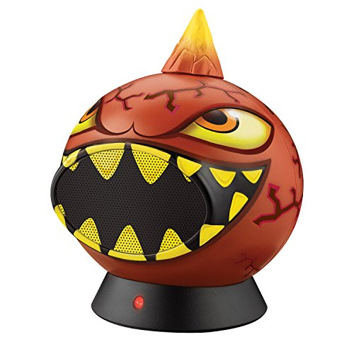 Skylanders Rechargeable Character Speaker, Light Core Eruptor