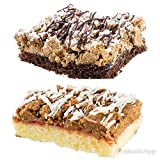 Dulcet Gift Basket Deluxe Gourmet Food Gift Basket: Prime Delivery for Holiday Men and Women: Includes Assorted Brownies, Crumb Cakes Rugelach, and Muffins. Great gift