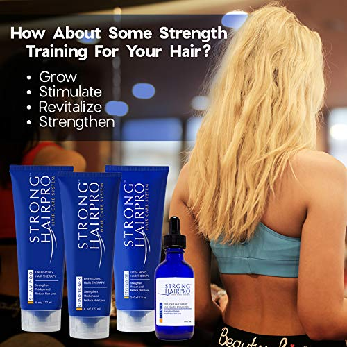 Strong HairPro Hair Care System - Deep Scalp Hair Therapy & Follicle Stimulation (Full Set) by STRONG HAIRPRO HAIR CARE SYSTEM (Image #6)
