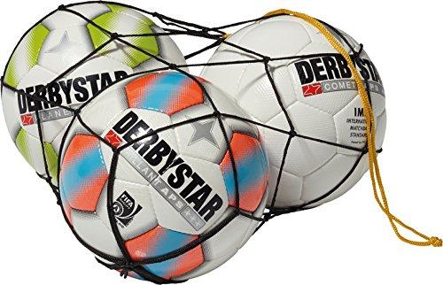 Derbystar Ballnetz, Schwarz, 3, 4101000000