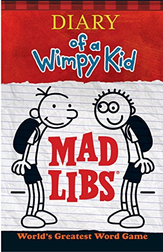 Diary of a Wimpy Kid Mad Libs -