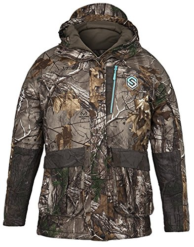 Price comparison product image ScentLok Ladies Cold Blooded Jacket (Large, Realtree Xtra)