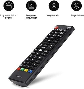 Ideal Control Remoto para LG TV Digital,Mando a Distancia para LG AKB74475481 TV con Función de Aprendizaje: Amazon.es: Electrónica
