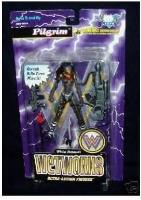 Brand New! McFarlane Toys Wetworks Series 2 Pilgrim action figure