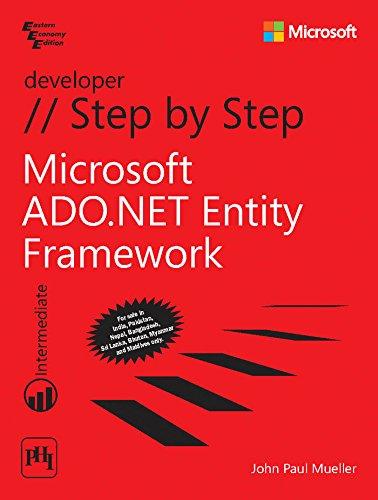 Microsoft Ado.Net Entity Framework
