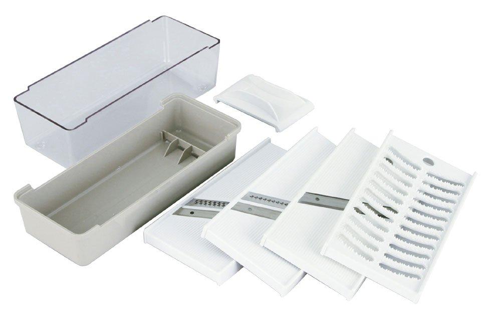 貝印 調理器セット(千切、ツマ切、スライス、おろし)