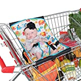 Baby Shopping Cart Hammock Supermarket Trolley Cover sling | 0-6 months age