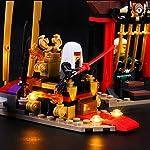 BRIKSMAX-Kit-di-Illuminazione-a-LED-per-Lego-Ninjago-Duello-nella-Sala-del-TronoCompatibile-con-Il-Modello-Lego-70651-Mattoncini-da-Costruzioni-Non-Include-Il-Set-Lego