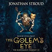The Golem's Eye | Jonathan Stroud
