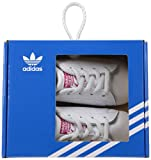 adidas Originals Girls' Stan Smith Crib Running