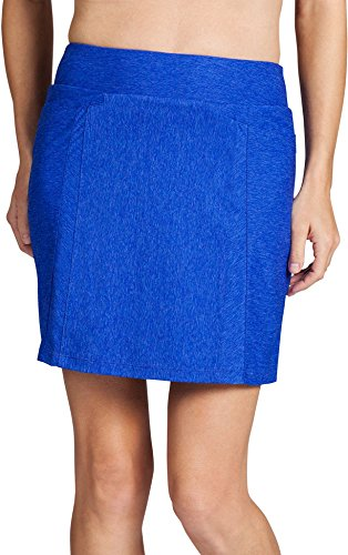 - Tail Women's Solid Knit Pull-On Golf Skort (Deep Ocean, X-Large)