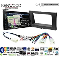 Volunteer Audio Kenwood Excelon DNX694S Double Din Radio Install Kit with GPS Navigation System Android Auto Apple CarPlay Fits 2014-2017 Non Amplified Toyota Tundra