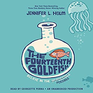 The Fourteenth Goldfish Audiobook