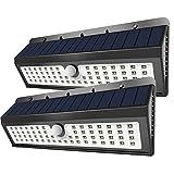 62 LED Solar Light, MerryNine 62 LED Outdoor Wireless Solar Powered Motion ...