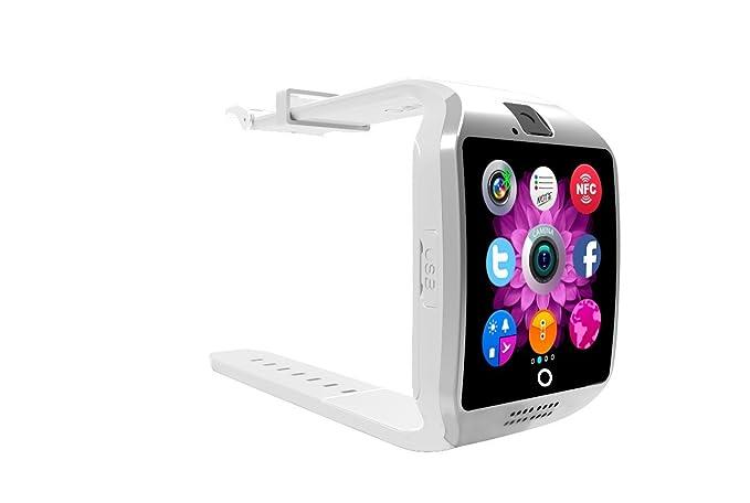 Amazon.com: MingNuo Waterproof Bluetooth Wireless Smartwatch ...