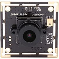 ELP 2.1MM Lens Sony IMX322 Sensor 1080P USB Camera Low Illumination For Embedded