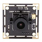 ELP 2.1MM Lens Sony IMX322 Sensor 1080P USB Camera Low Illumination For Embedded