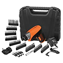 BLACK+DECKER Cs3652Lkaqw Svitavv.98 Acc.3,6