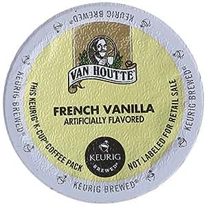 Van Houtte French Vanilla Coffee K Cups 18 Count
