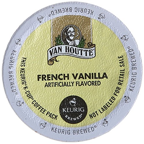 Van Houtte French Vanilla Coffee K Cups 18 - Van Usa