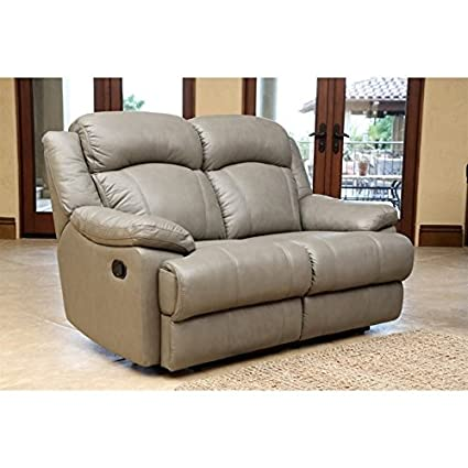 Awe Inspiring Amazon Com Abbyson Warwick Leather Reclining Loveseat In Unemploymentrelief Wooden Chair Designs For Living Room Unemploymentrelieforg