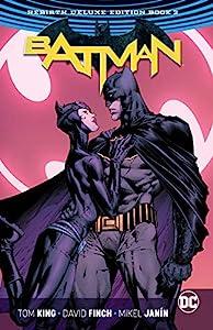 Batman: The Rebirth Deluxe Edition - Book 2 (Batman (2016-))