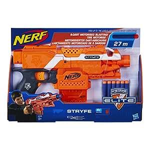 Hasbro A0200 Nerf N-Strike Elite Stryfe Blaster Motorised Semi Automatic